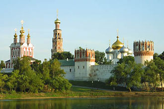 MOSCOW FOTO Novodevichy-Convent