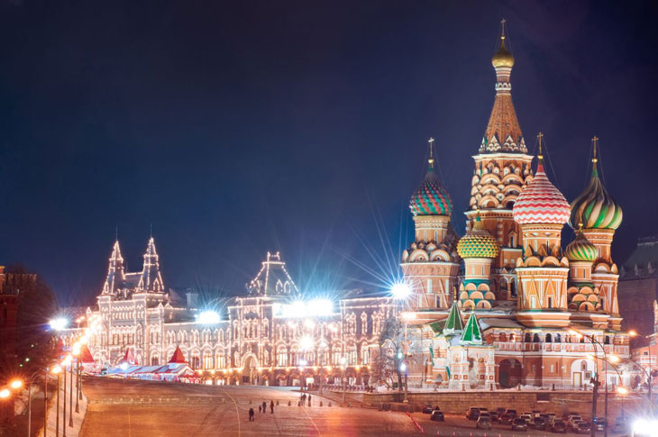 MOSCOW RED SQ 12