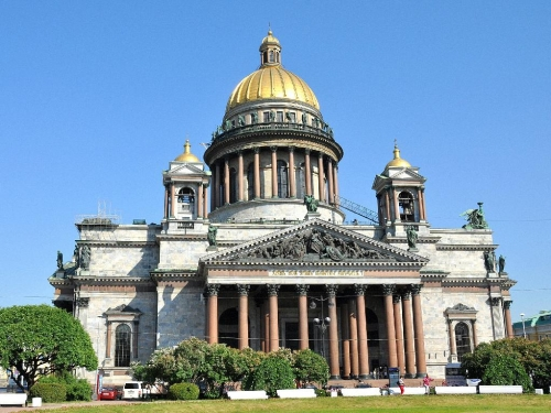 foto St.isaac cathedral